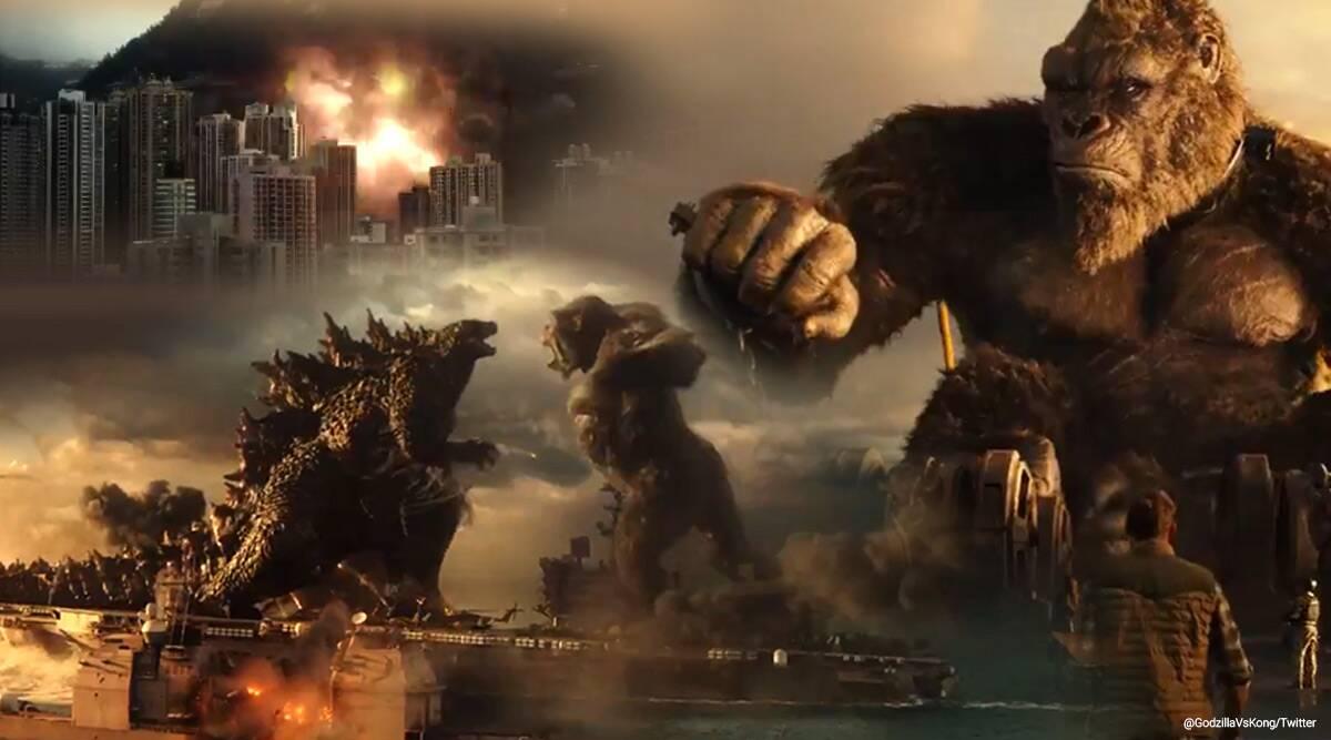 Winner of Godzilla vs kong 2021
