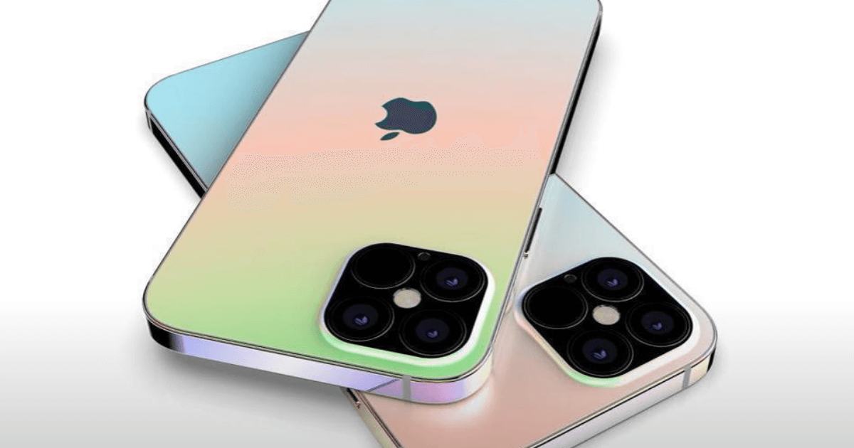 This is a iphone 13 and this is the newest smart phone of Apple